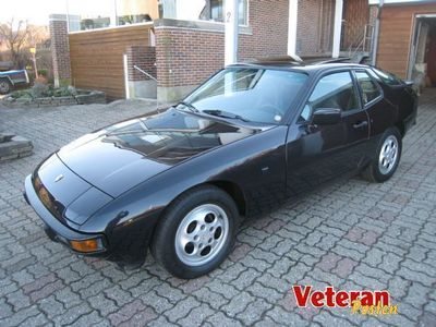 käytetty Porsche 924 S