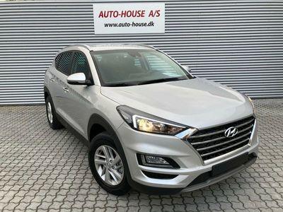 brugt Hyundai Tucson 1,6 CRDi 136 Value Edition+