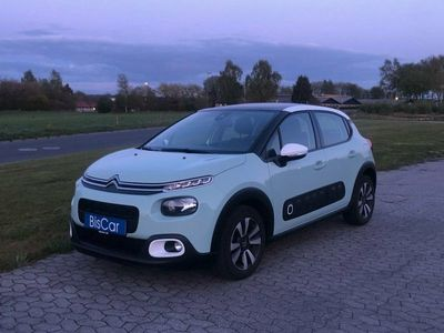 used Citroën C3 1,6 BlueHDi 100 SkyLine