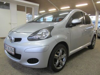 used Toyota Aygo 1,0 Air+