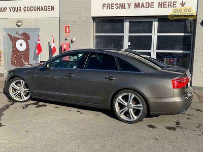 brugt Audi A6 sedan 2013