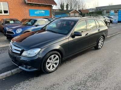 brugt Mercedes C220 2,2 CDi stc. BE Edition