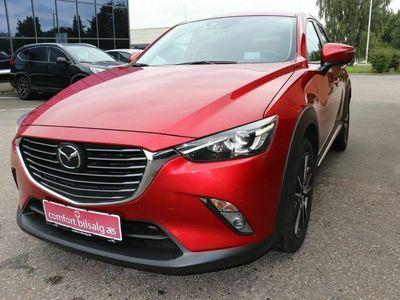brugt Mazda CX-3 2,0 SkyActiv-G 120 Optimum