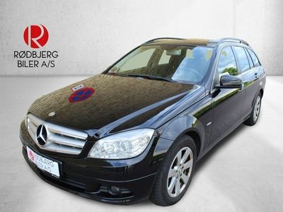 brugt Mercedes C200 2,2 CDi Elegance stc. BE