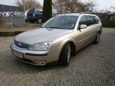 brugt Ford Mondeo 2,0 TDCi 115 Trend stc. aut.