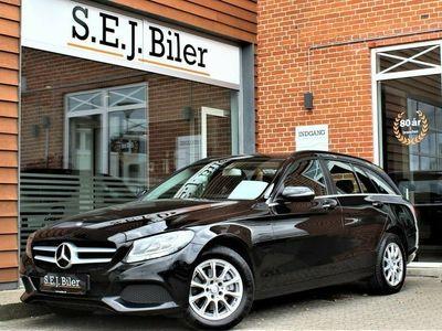used Mercedes C200 d 2,1 stc. 136HK aut 5d