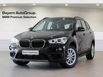 used BMW X1 2,0 sDrive20d aut.