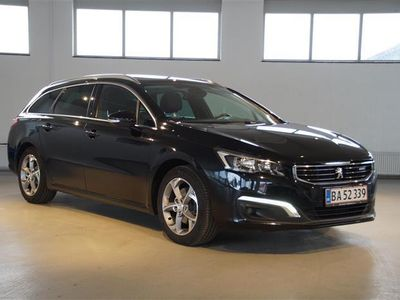 second-hand Peugeot 508 SW 2,0 BlueHDi Allure 150HK Stc 6g
