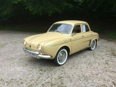 brugt Renault Dauphine 1962