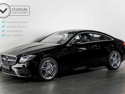 gebraucht Mercedes E300 0 AMG Line Coupé aut.
