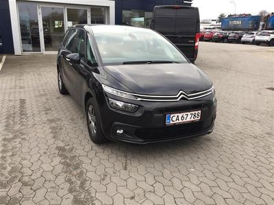 brugt Citroën Grand C4 Picasso 1,6 Blue HDi Iconic start/stop 120HK 6g