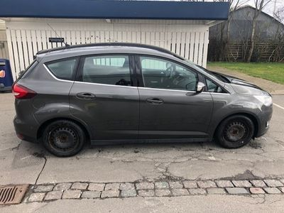 brugt Ford C-MAX 1.5 EcoBoost (150 HK) MPV Forhjulstræk Manuel