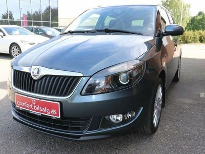 second-hand Skoda Fabia 1,2 TSi 86 Ambition Combi