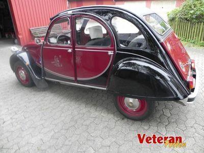gebraucht Citroën 2CV carleston