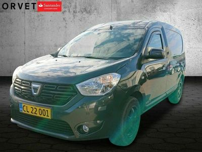 brugt Dacia Dokker 1,5 dCi 90 Ambiance Van
