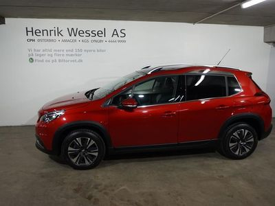 brugt Peugeot 2008 1,2 e-THP Selection Sky 110HK A+