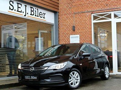 brugt Opel Astra 0 T Enjoy ST 105HK 5d