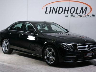 brugt Mercedes E350 0 AMG Line aut.