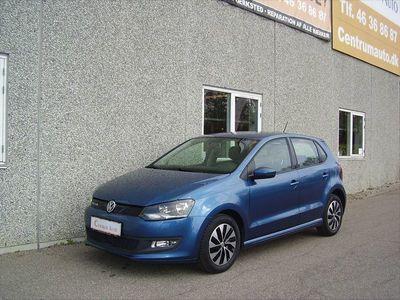 brugt VW Polo 1.0 TSI Bluemotion 95