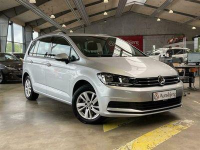 brugt VW Touran 1,5 TSI EVO ACT Comfortline DSG 150HK 7g Aut.