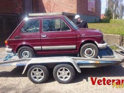 second-hand Fiat 126 figo