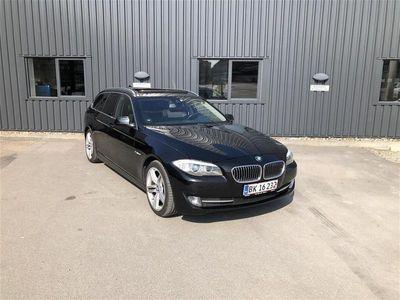 brugt BMW 520 d, 2,0 D 184HK 8g Aut.