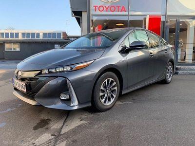usata Toyota Prius 1,8 B/EL H3 Plug-in 122HK 5d Aut.