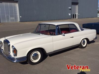 second-hand Mercedes W111 220SEBCoupe