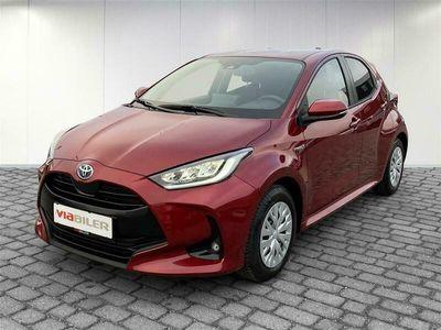 brugt Toyota Yaris 1,5 Hybrid H3 Vision 116HK 5d Trinl. Gear