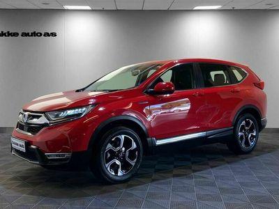 brugt Honda CR-V 2,0 i-MMD Elegance E-CVT AWD