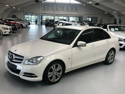 käytetty Mercedes C200 2,2 CDi BE