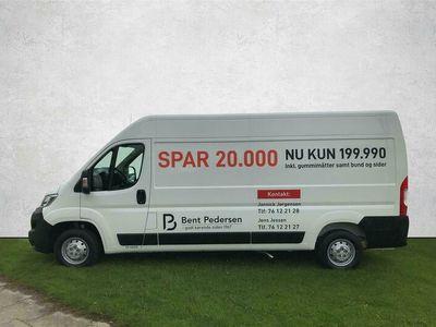 brugt Citroën Jumper 33 L3H2 2,2 Blue HDi Flexline start/stop 140HK Van 6g