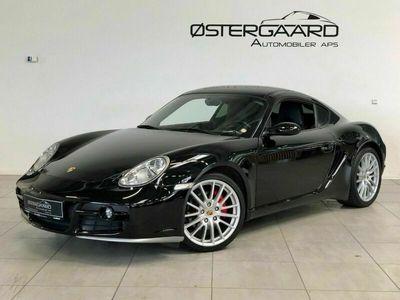 brugt Porsche Cayman S