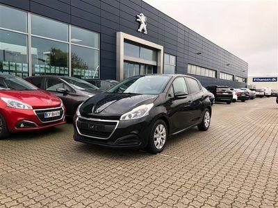 brugt Peugeot 208 1,6 BlueHDi More+ 100HK 5d