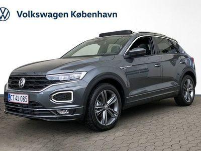 brugt VW T-Roc 1,5 TSi 150 Sport+ DSG