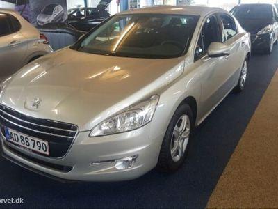 brugt Peugeot 508 1,6 HDi 114HK