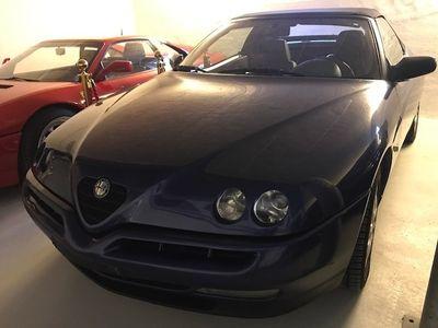 brugt Alfa Romeo Spider 2,0 T Spark 16 V