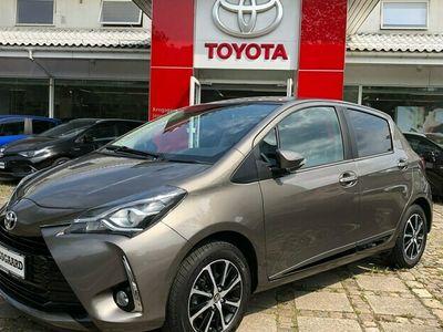 brugt Toyota Yaris 15 VVT-I T2 Limited 111HK 5d 6g