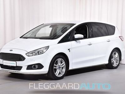 brugt Ford S-MAX 2,0 TDCi Trend 150HK 6g