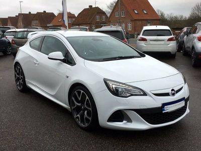 brugt Opel Astra GTC Astra 2,0 OPC