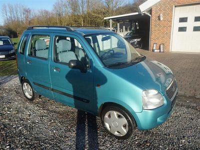 brugt Suzuki Wagon R