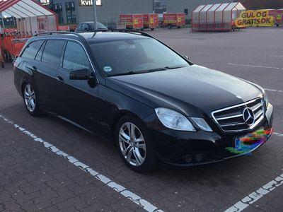 brugt Mercedes E200 stc auto