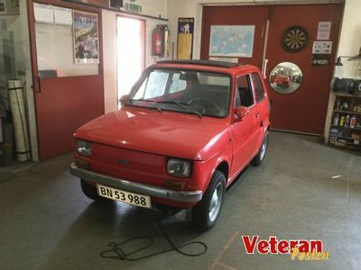käytetty Fiat 126 Fiat 126