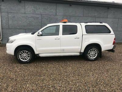 gebraucht Toyota HiLux 2,5 D-4D 144 Db.Cab 4x4 T4
