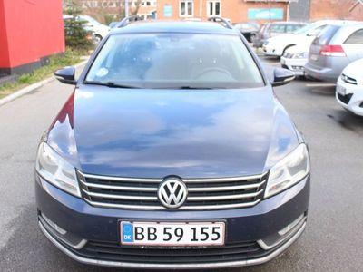 brugt VW Passat 2,0 TDi 140 Comfortl. Vari. BMT