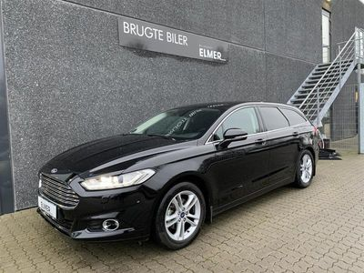 brugt Ford Mondeo