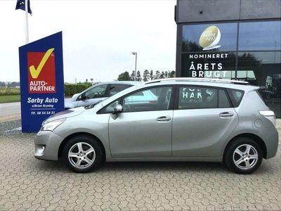 brugt Toyota Verso D-4D T2 Touch 7prs