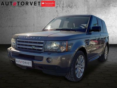 brugt Land Rover Range Rover Sport 3,6 TDV8 HSE aut. Van