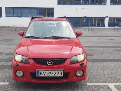 brugt Mazda 323F 2,0 Sport