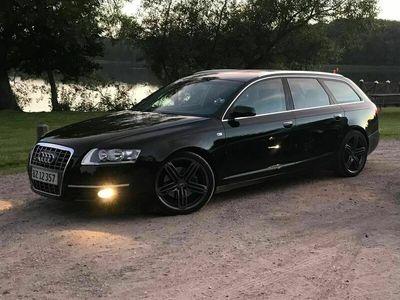 brugt Audi A6 AVANT 2,0 TFSI